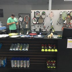 Photo Of Bryans Tennis Raleigh Nc United States Adding A New Grip