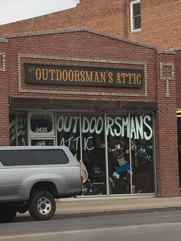 Outdoorsman's Attic: 2650 W Hampden Ave, Sheridan, CO