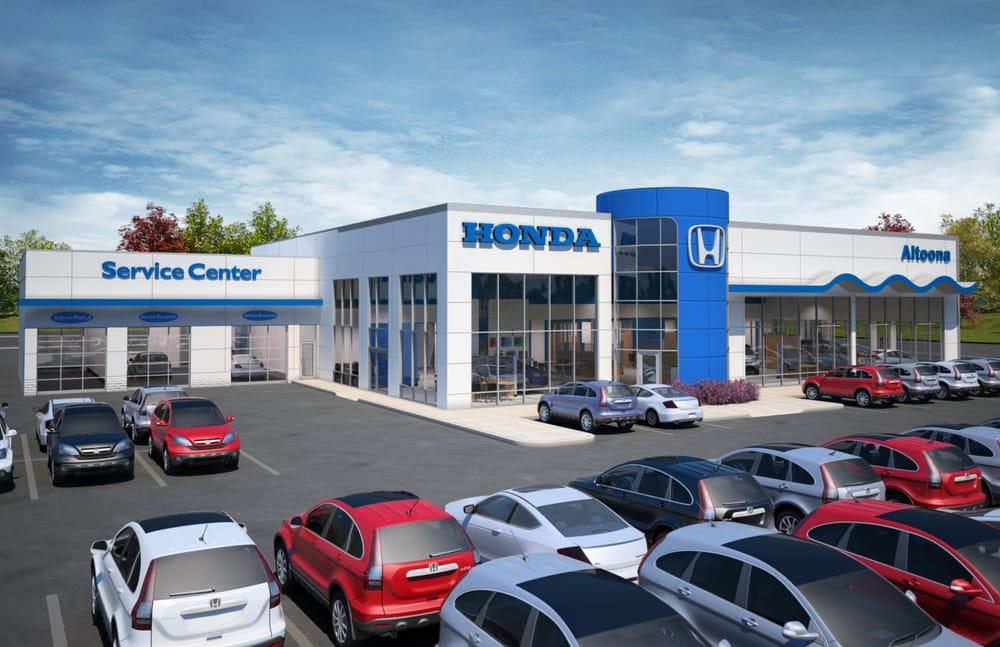 Altoona Honda: 201 Valley View Blvd, Altoona, PA