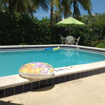 Photo Of El Patio Motel   Key West, FL, United States. The Pool