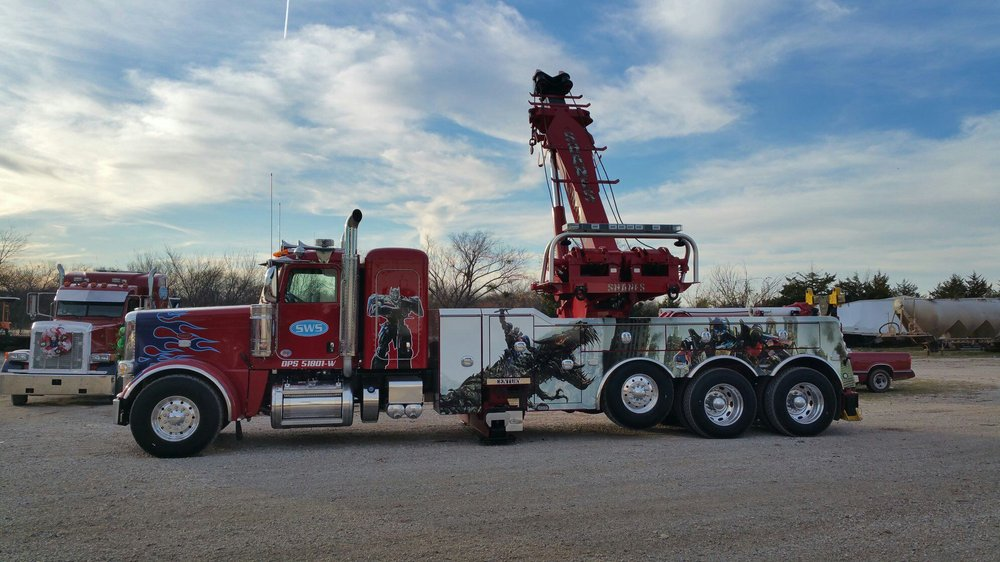 Towing business in Ardmore, OK