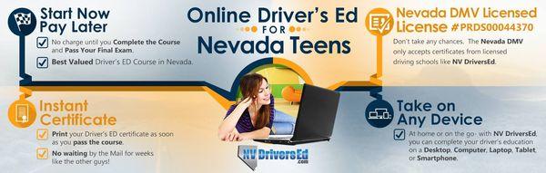 cheap drivers ed online nevada