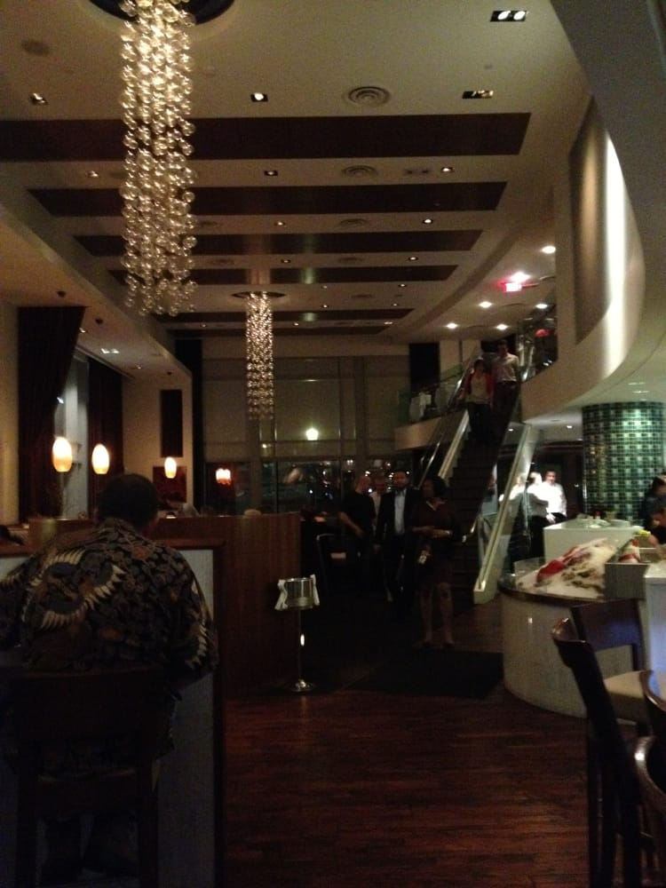 Beautiful dining roo yelp for Passion fish reston va