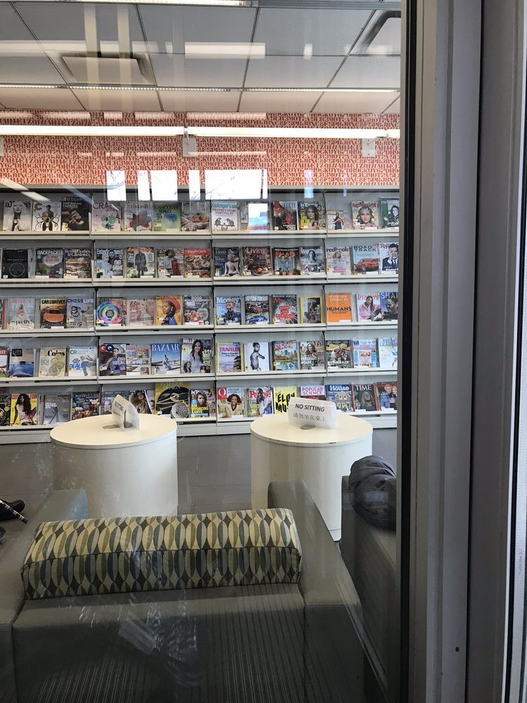Photo Of Queens Borough Public Library Queensboro Hill Flushing Ny United States