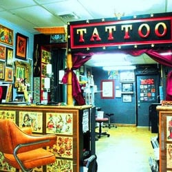 Hellbound city tattoo