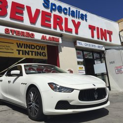 Beverly Tint & Auto Accessories - 332 Photos & 325 Reviews - Car ...