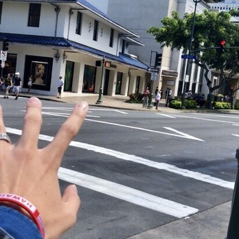 Louis Vuitton Honolulu Gump S Building Honolulu Hi
