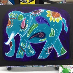 Wine and canvas paint sip 8320 pineville matthews rd for Sip and paint charlotte nc