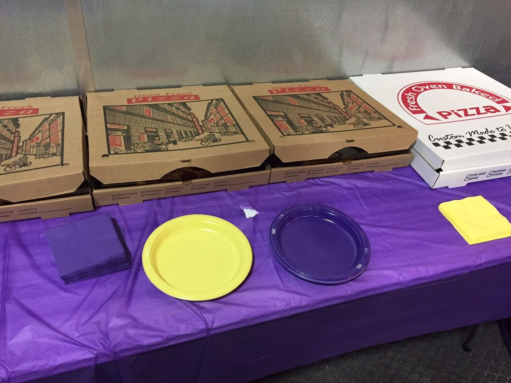 pizza party at planet fitness hmm yelp