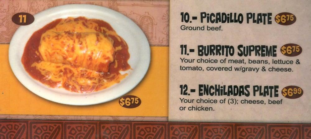 Mexican Restaurant Nacogdoches Tx