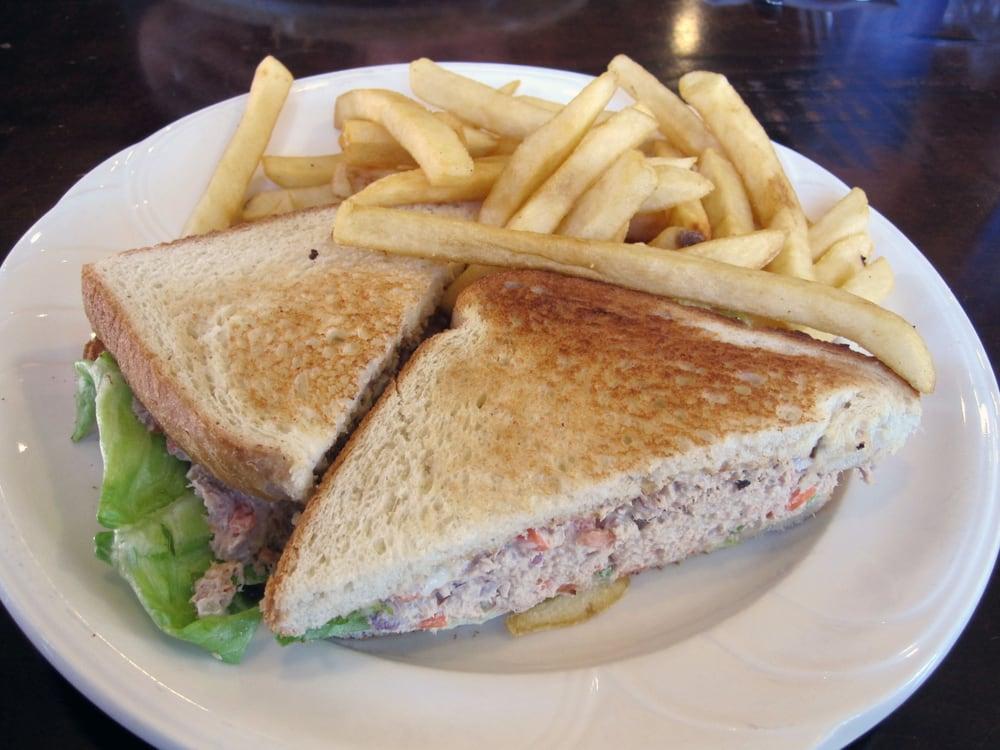 Aninimal Book: Tuna Sandwich with French Fries - Yelp