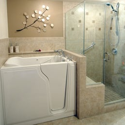 American Bathrooms 10 Photos Kitchen Bath 1101D