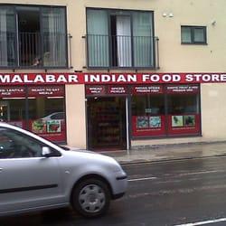 Malabar Indian Food Store Supermarkets 183 185 London Rd
