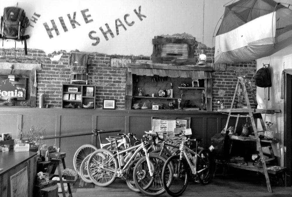 The Hike Shack: 104 N Montezuma St, Prescott, AZ