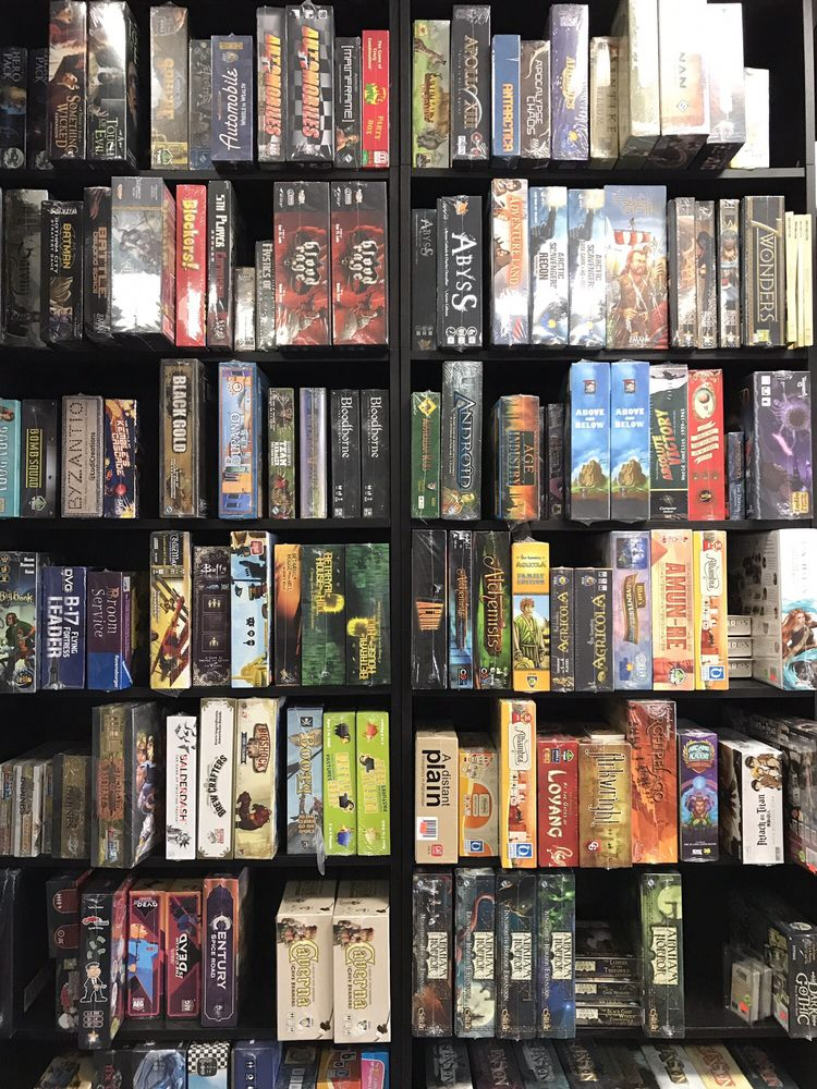 Dice House Games: 2493 E Chapman Ave, Fullerton, CA
