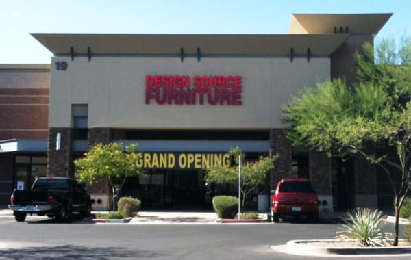 Photo Of Design Source Furniture   Scottsdale, AZ, United States. Located  Just Off