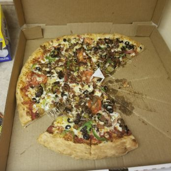 Photo Of Five Star Pizza Sarasota Fl United States 18 Inch