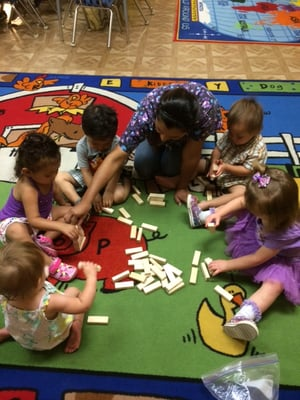 Itsy Bitsy Learning Center