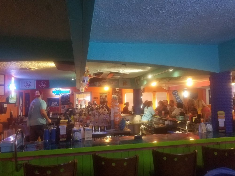 Overboard Bar & Grill: 1952 W Lakeshore Dr, Port Clinton, OH