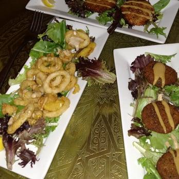 Bistro du soleil closed 78 photos 115 reviews for Alexandria mediterranean cuisine menu