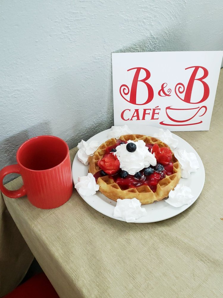 B&B Cafe: 1312 N Main St, Crown Point, IN