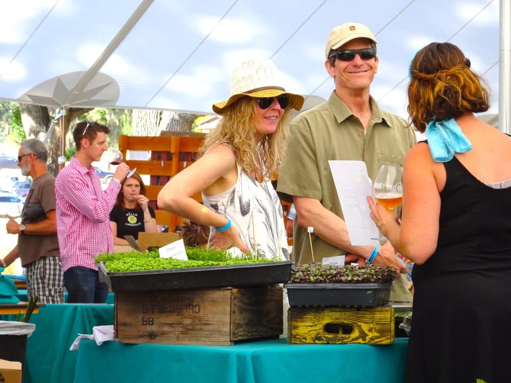 Earth Day Food & Wine Festival