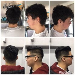 C Shape Cut Just An Easy Haircut That Is Rounded In The Back Like Letter U