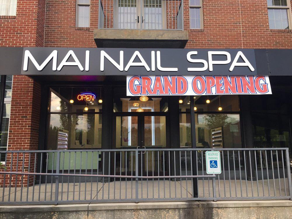 Mai Nail Spa: 2433 Spring Creek Blvd, Cleveland, TN