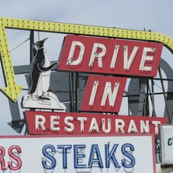 The Penguin Drive In Closed Fast Food 3900 Calumet Ave