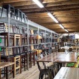 Photo Of Restaurant Seating Barn Furniture   Van Nuys, CA, United States.  Restaurant