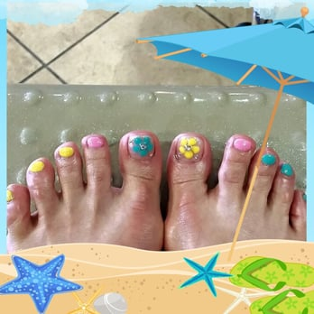 Photo Of Silk Nails And Spa Carrollton Tx United States Hy Toes