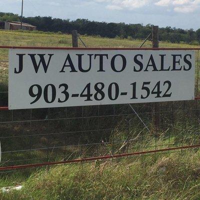 Jw Auto Sales >> Jw Auto Sales Auto Parts Supplies 3278 Fm 36 Caddo Mills Tx