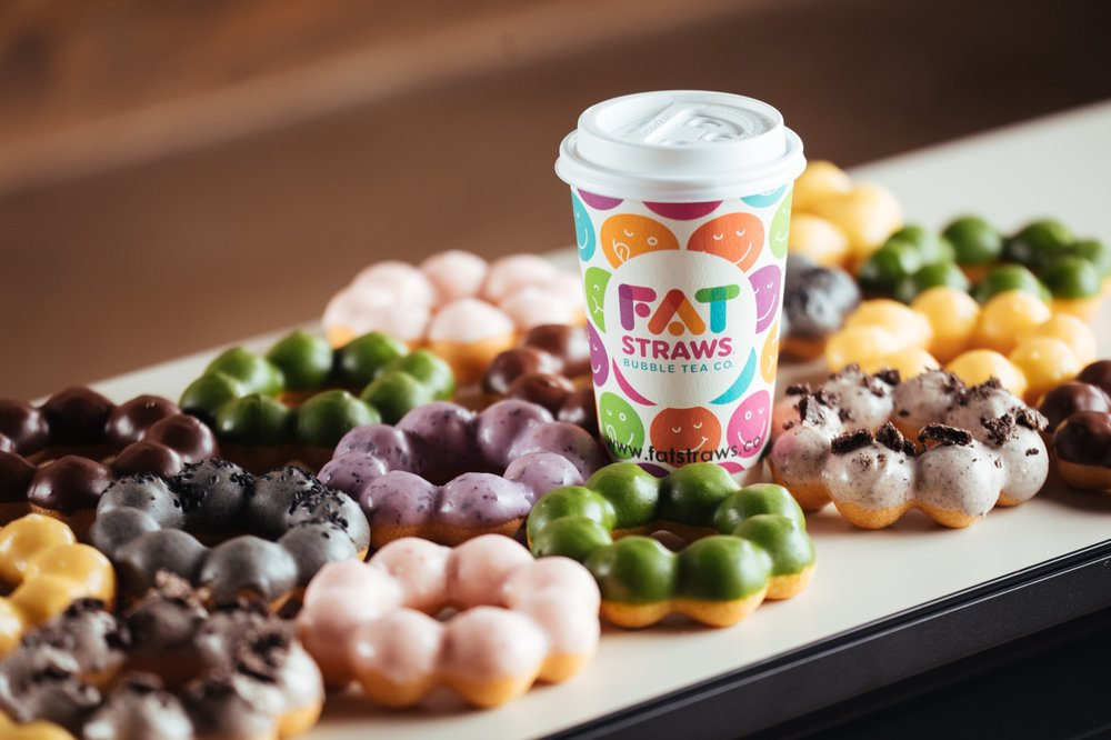 Fat Straws: 1251 W Campbell Rd, Richardson, TX