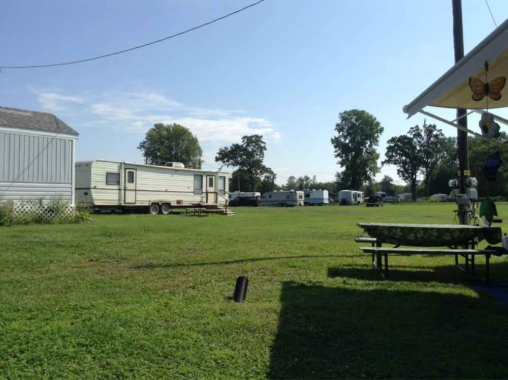 River Forest Park Campground & Marina: River Forest Rd, Weedsport, NY
