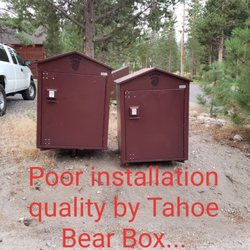 Yelp Reviews for Tahoe Bear Box - (New) Local Services - Carnelian
