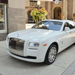 the rolls royce luxury car service - limos - dunning, chicago, il