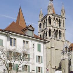 Photo of MUDAC - Musée de Design et dArts Appliqués Contemporains ...