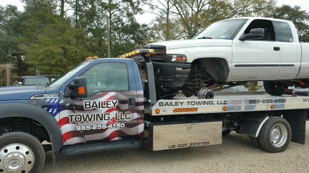 Bailey towing roadside assistance 1639 3rd st slidell for Roadside assistance mercedes benz phone number