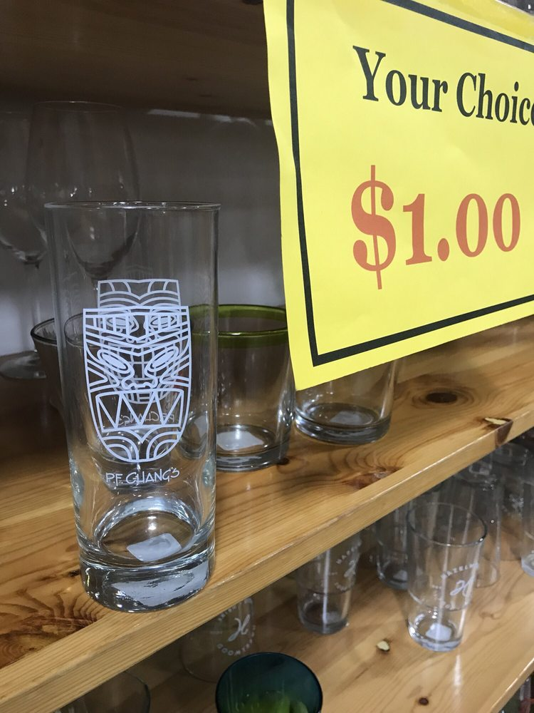 Libbey Glass Factory Outlet Store: 205 S Erie St, Toledo, OH