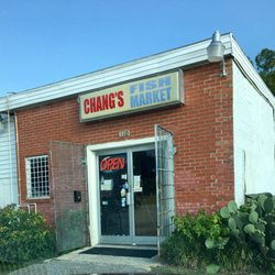 Chang s fish market 17 fotos y 20 rese as pescader a for Fishing in fayetteville nc