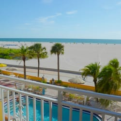 Photo Of Page Terrace Beachfront Hotel Treasure Island Fl United States
