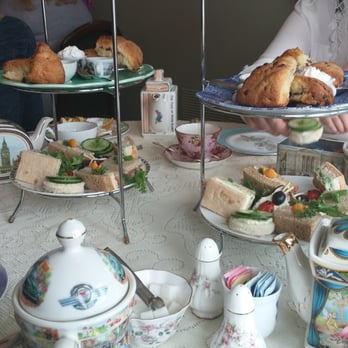 Tilly Mint S Tea Room Souderton Pa