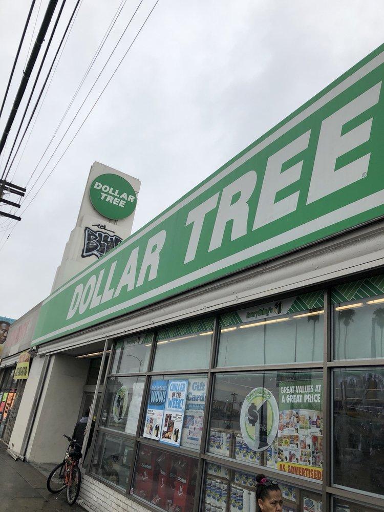 Dollar Tree: 3148 W Pico Blvd, Los Angeles, CA