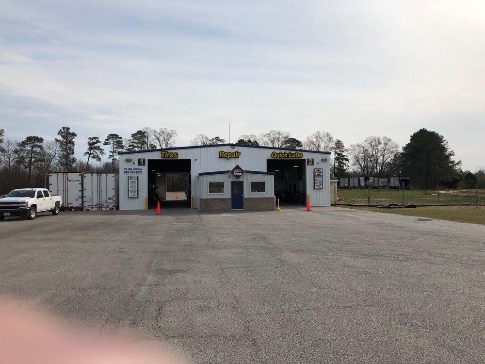 Big Boy's 66 Truck Stop: 595 Bagley Rd, Kenly, NC