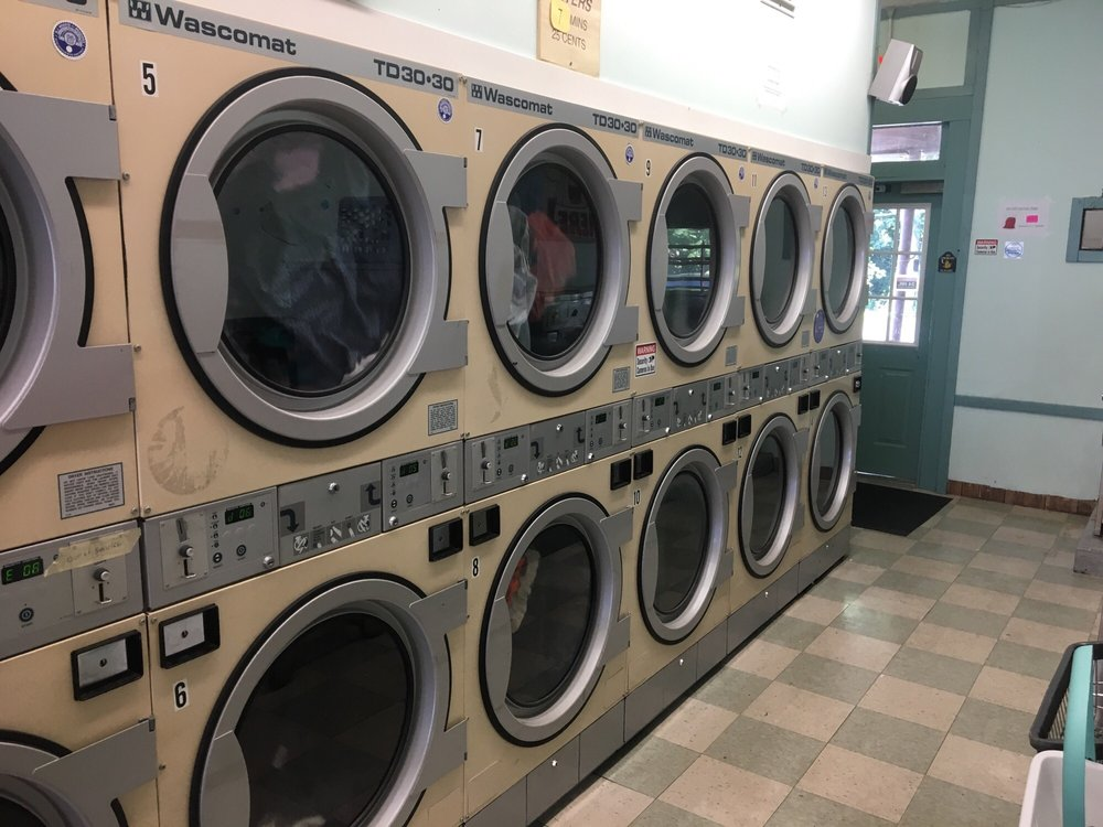 Perfect Wash Laundromat: 1275 Broad St, Bloomfield, NJ