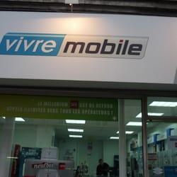 Vivre Mobile - 13 rue Georges Auric, 19ème, Paris ...