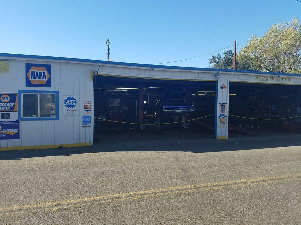 Chevy Repair Shops Near Me Rick's Auto - Auto Repair - 6560 Railroad Ave, Forestville ...
