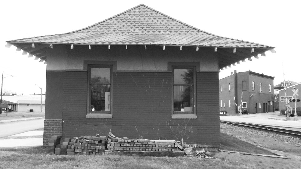 Erie Traction Company Trolley Station: 133 Railroad St, Cambridge Springs, PA