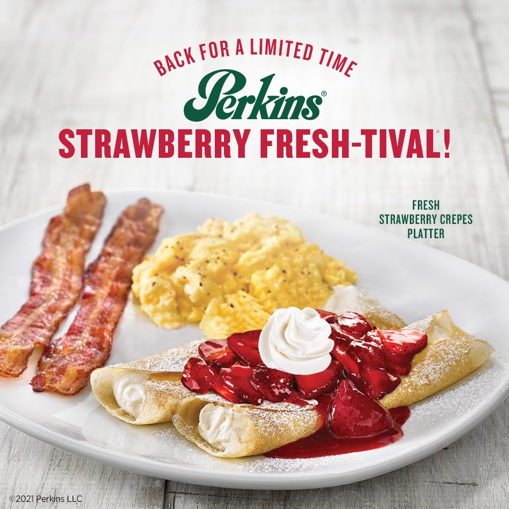 Perkins Restaurant & Bakery: 8585 Aspen Ln N, Brooklyn Park, MN