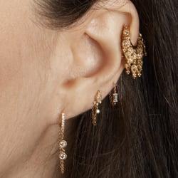 Photo Of Maria Tash New York Ny United States Diamond And 18k